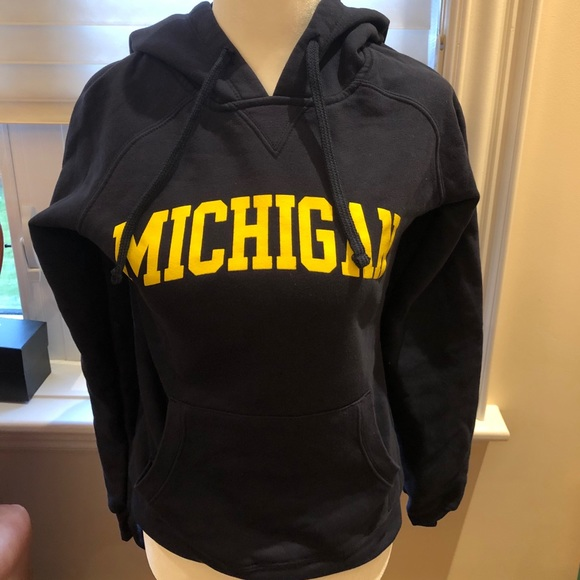 Champion University of Michigan hoody